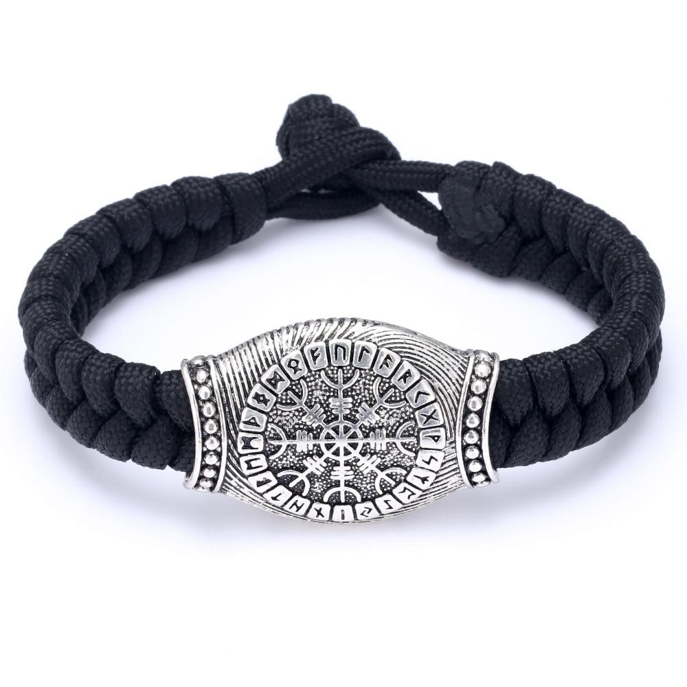 Bracelet fait main Rune Viking scandinave nordique 2