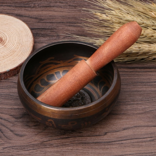 Tibetan Singing Bowl (8-10.5 cm) 1