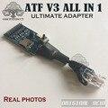 ATF BOX JTAG/EMMC/ISP/MMC CARD ATF-V3 Универсальный адаптер для ATF BIG BOX/Nitro/Lighting