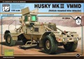 Panda Hobby 1/35 Husky MKIII VMMD (Vehicle Mounted Mine Detector)