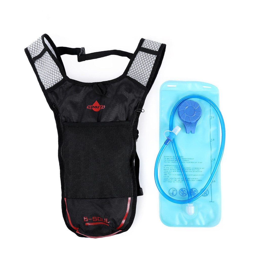 2L Water Bladder Bag 5L Outdoor Bicycle Hydration Knapsack Bladder Backpack Camping Hiking Cycling Camelback 2017 New Arrival
