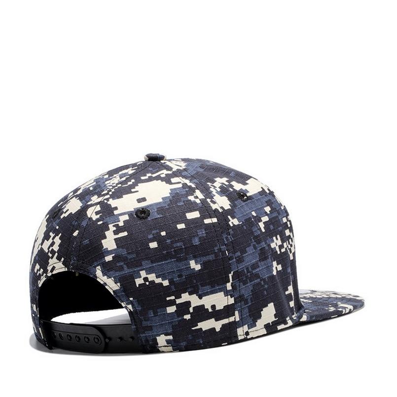Marca NUZADA Snapback 100% Calidad Algodón camuflaje béisbol gorras hombres  mujeres moda sombreros Primavera Verano otoño gorra hueso en Gorras de  béisbol ... 3385a567771