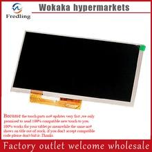 "Nuevo 7 ""pulgadas LCD Pantalla de Matriz TABLET AL0203B 01 FY07021DH26A29-1-FPC1-A MF0701683001A AL0252B Pantalla LCD Display Panel"