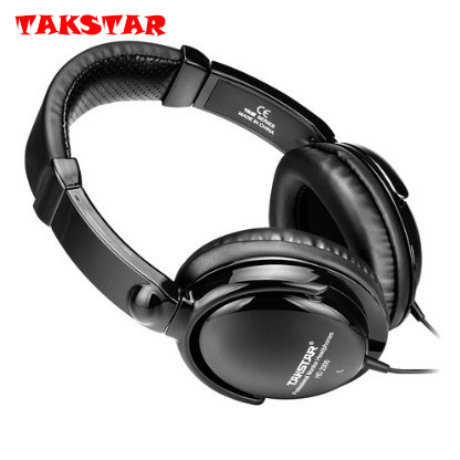 TAKSTAR HD2000 Professional Monitor Headphone Dynamic HD Earphone DJ Headphones Noise Isolating Audio Mixing Recording Headset