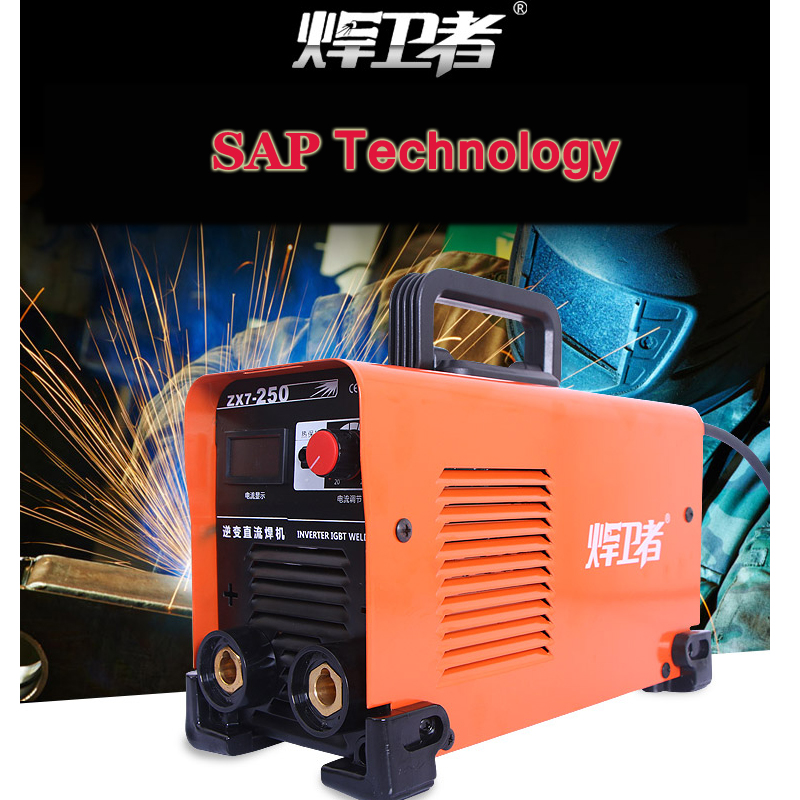 Cheapest Quality DC IGBT Inverter 250A  Electric High  Welding Machines, MMA-250 MMA ARC Stick Welder Welding Machine inverter welding machine 2016 new model igbt inverter for mma welding machine for arc stick zx7200 free shipping 110v
