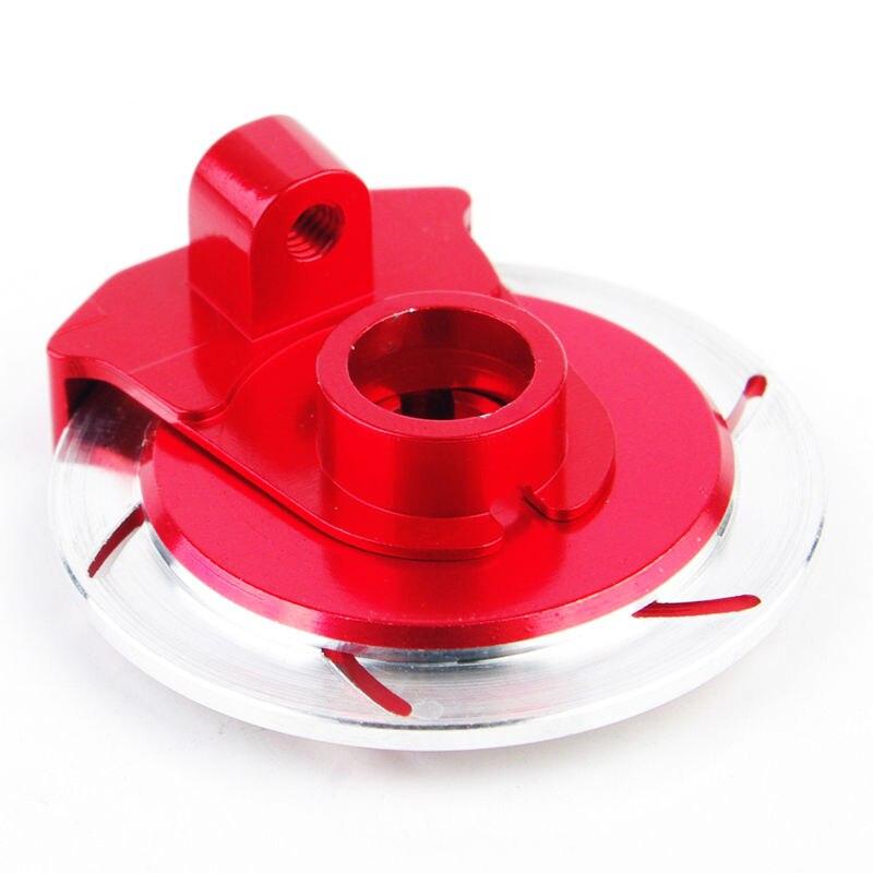 1/10 Qırmızı xəlitəli təkər rim əyləc disk model RC On-Road - Uzaqdan idarə olunan oyuncaqlar - Fotoqrafiya 3