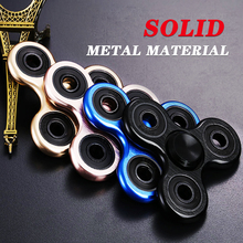 New Fidget Hand Spinner EDC Fidget Hand Spinners Autism ADHD Finger Toy Hobbies of Adults Spinners Focus Relieves Stress Adhd E silver black finger spinner fidget edc hand for autism adhd anxiety stress relief focus toys gift 2017 hot selling