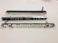 [LAN]128MM mixer fader Slide Potentiometer A10K Single Handle 15MMC--10PCS/LOT associated with a midpoint of 3 5 cm single potentiometer a10k