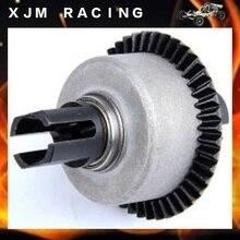 1/5 rc car LT metal front alloy complete diff gear set fit hpi rovan baja 5t toy parts