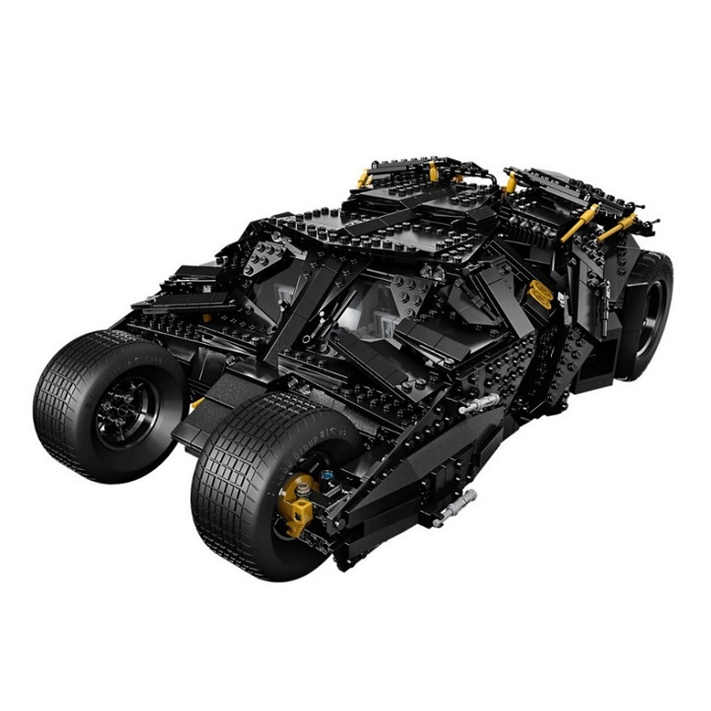 07060 1969pcs Super Herose Movie Building Blocks toys for Children Batman Armored Tumbler kids Bricks gifts