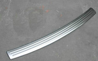 For Mitsubishi Lancer/Lancer X/Lancer Evo 2010 2013 High quality stainless steel Rear bumper Protector Sill Car styling