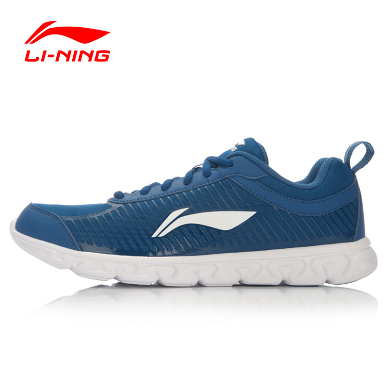 Li-Ning Arc Element Men's Cushioning Running Shoes Breathable Sneakers Classic LiNing Sports Shoes ARHL071 XYP456
