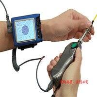 Ручной торца волокна детектор, оптическое волокно Лупа конец детектор, джемпер детектор