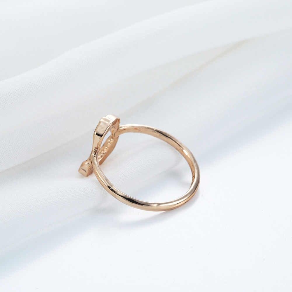 Cxwind Chic зуб акулы кольца с черепом ад демон рот нарядное платье палец Geomeric кольца для женщин подростков обувь девочек Best подарок ЮВЕ