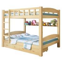 Set Frame Literas Madera Deck Box Matrimonio Lit Enfant Room bedroom Furniture Cama Moderna Mueble De Dormitorio Double Bunk Bed