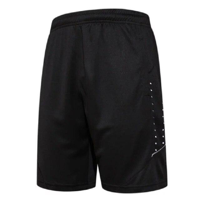 À Séchage rapide Hommes de Sport Basket-Ball Shorts Taille Élastique Hommes  Shorts de Course dcafc8dbc00