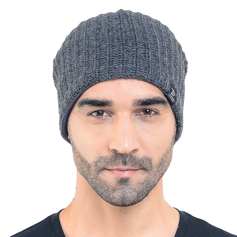 75e0dc25c4484 HISSHE Mens Slouchy Beanie Classic Long Baggy Oversize Skull Cap Bonnet  Knit Warm Soft Ski Winter Hat-in Skullies   Beanies from Apparel  Accessories on ...