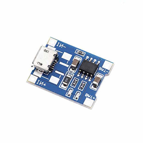 5 V 1A Mirco USB TP4056 Li-Ion Li-Pin Sạc Board Sạc Điện Sạc Mô-đun