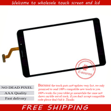 Новый TM-7859 TEXET x-pad NAVI 8.2 3 Г Сенсорный Экран Планшетного Сенсорная Панель датчик стекло Digitizer Замена Бесплатный доставка