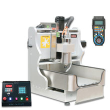 CNC Engraver Machine High Precision Woodworking Engraving Machine Processing Drilling & Milling Machine Jade Metal 2030