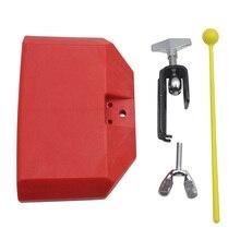 Percussion Mallet ABS Musikinstrument mit Mallet Zubehör für Drum Set Schlaginstrumente Teile & Zubehör