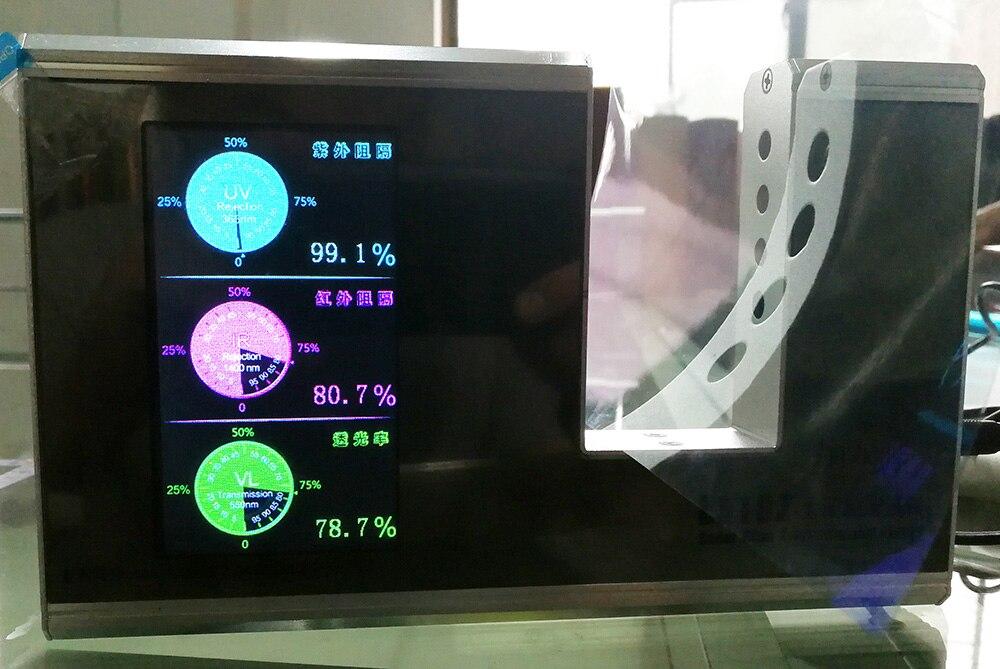 80% VLT ավտոմատ պատուհանների երանգներ - Ավտոմեքենայի արտաքին պարագաներ - Լուսանկար 4