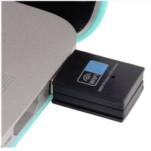 Image 3 - Carte réseau sans fil USB 300 M WIFI récepteur sans fil externe mini carte réseau sans fil adaptateur wifi usb