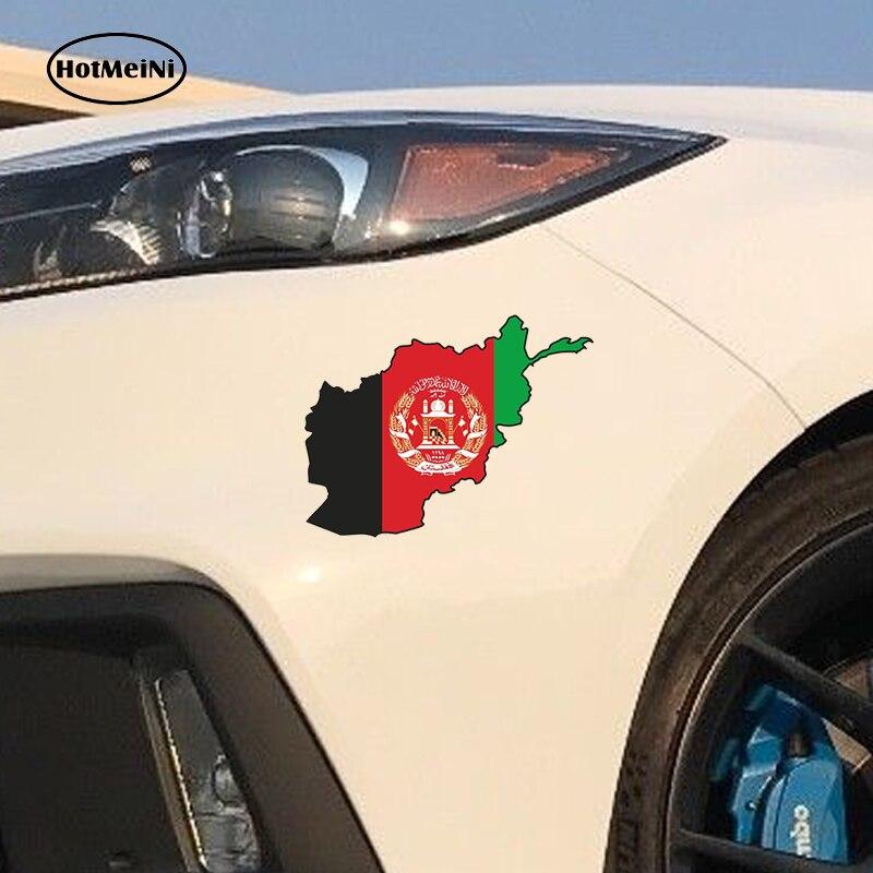 """AFGHANISTAN Flag car bumper sticker decal 6/"""" x 4/"""""""
