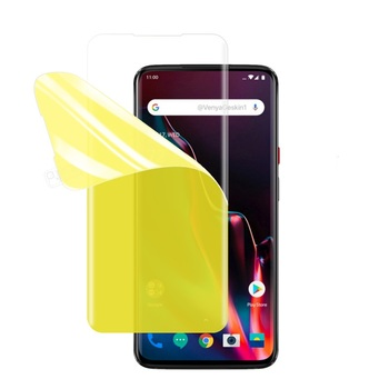 For Oneplus 7 Soft Tpu Nano Flim For Oneplus 7 3D Hydrogel Front Screen Protector High Definition Flim