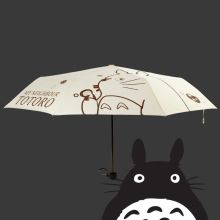 My Neighbor Totoro – White Folding Umbrella