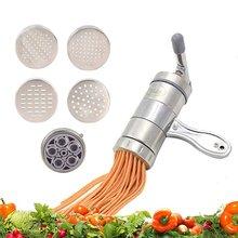 Noodles-Machine Spaghetti Pasta-Maker Vegetables-Juicer Macaroni-Flour Food-Press Handmade