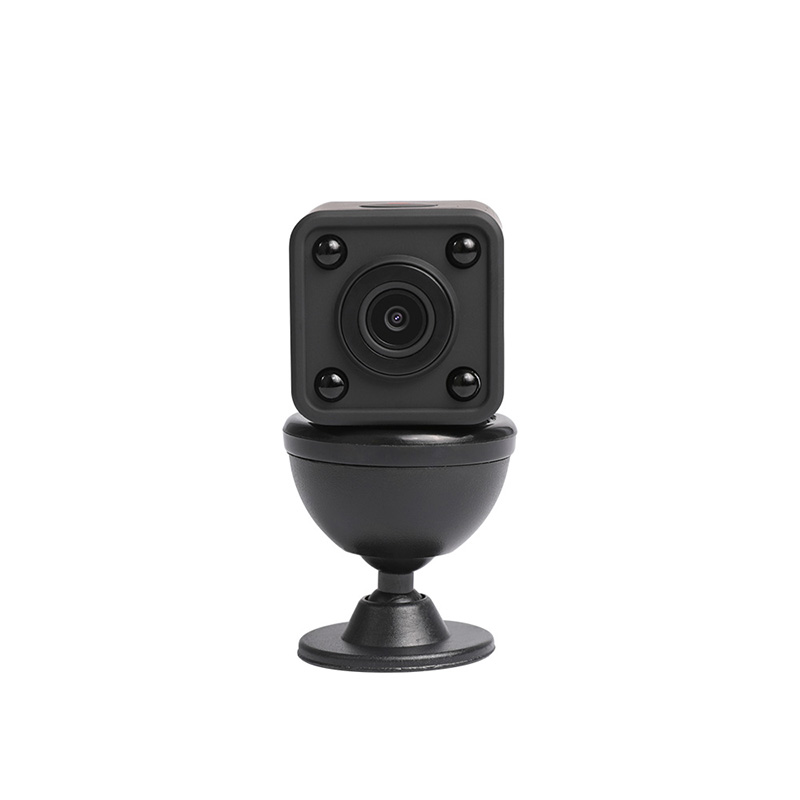 Meisort Mini20 Wifi Home Portable IP Camera P2P CCTV Voice Monitor Surveillance Security Wireless Magnetic Clip Video Camera