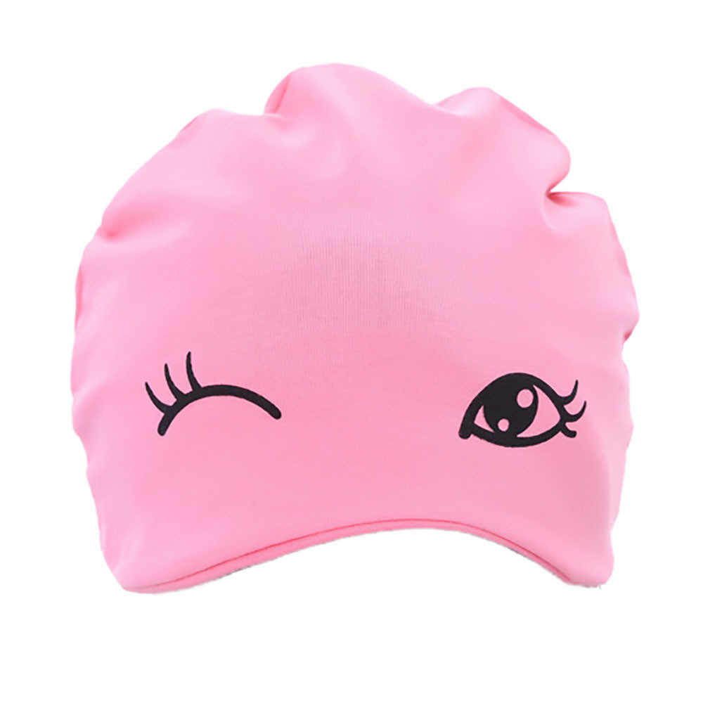 5b7118f34 ... KANCOOLD 2018 Fashion Women Chemotherapy Cap Cartoon Head Wrap Cap Soft  Cotton Maternity Hat Beanie Skull