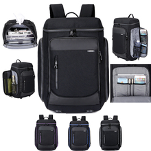 2016 New Laptop Backpack 15 15.4 15.6 17 Inch Travel outdoor Bag Top zip design For Macbook Pro Man Universal Waterproof