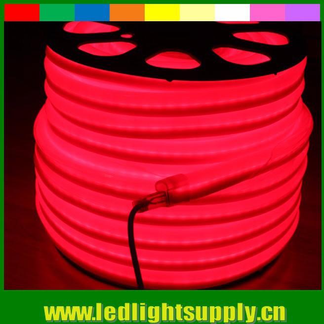 Red led neon flex