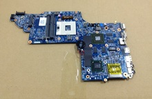 Free shipping ! 100% tested 682168-001 board for HP pavilion DV6-7000 DV6 DV6T DV6T-7000 laptop motherboard ,90days warranty!