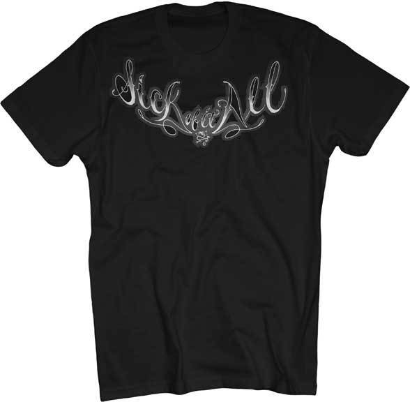 SICK OF IT ALL Letters men t shirt