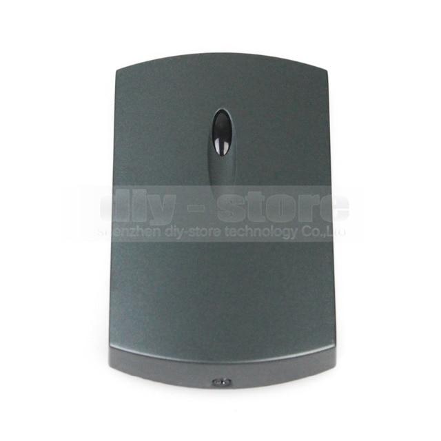 DIYSECUR 125KHz Wiegand 26 Reader for Access Control System EM4100 Waterproof
