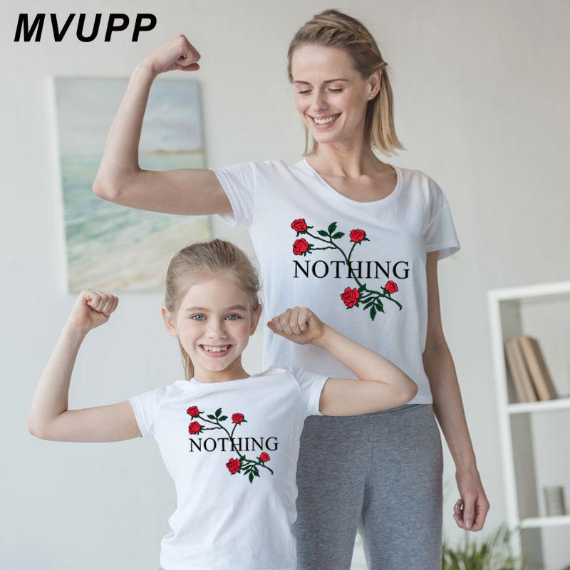 cd8e87f0440 Mère et fille vêtements famille correspondant tenues look maman et ...