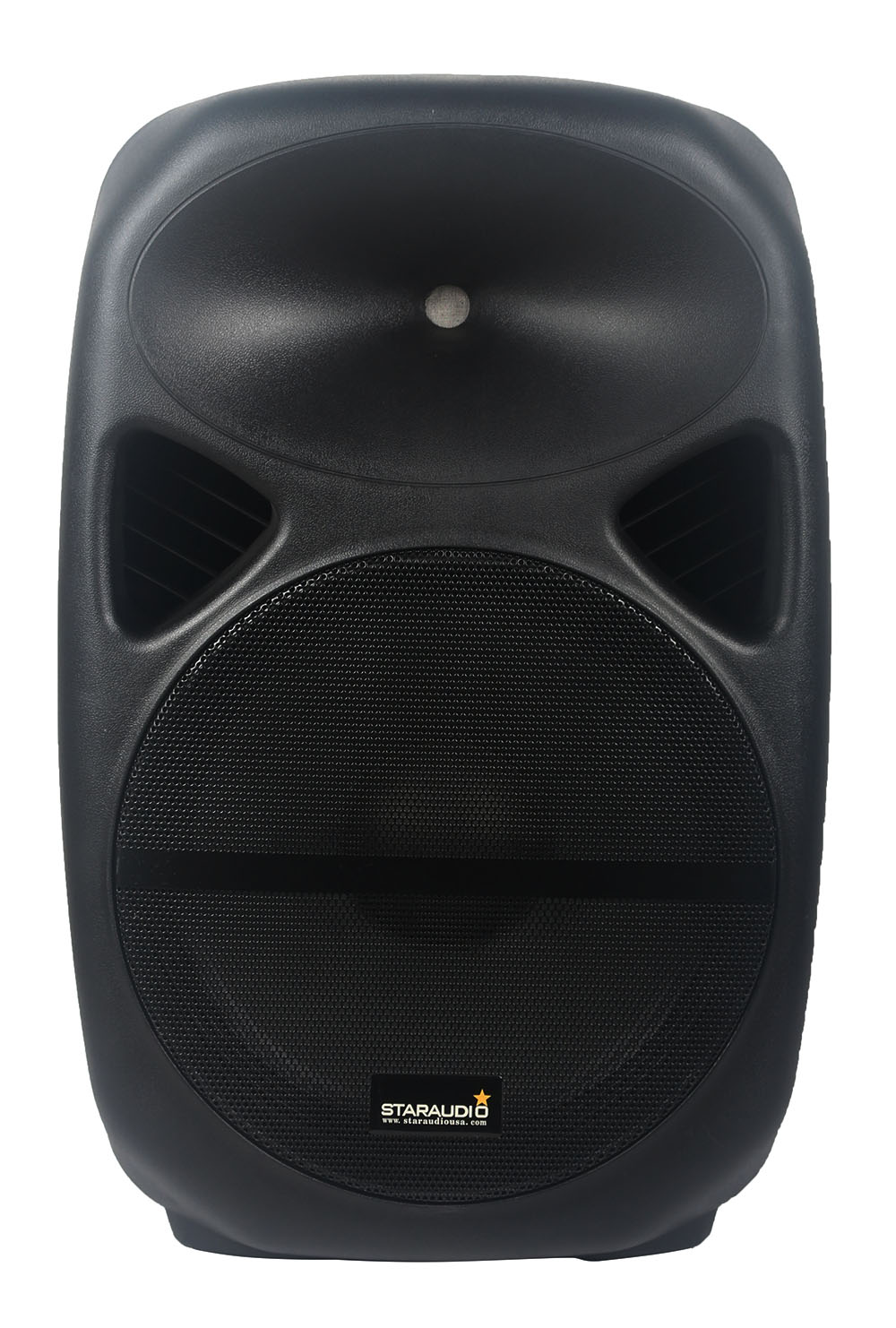 15 powered pa dj speakers with bluetooth sd card usb mp3 player for school play