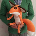 60CM=23.6'' Movie Le Petit Prince plush soft doll,1 piece The Little Prince Fox Plush Doll Stuffed Toys for baby gifts