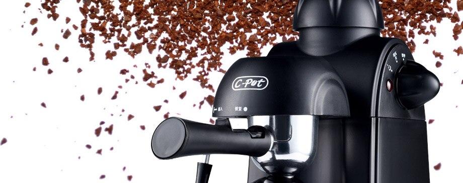 Coffee machine (1-4)