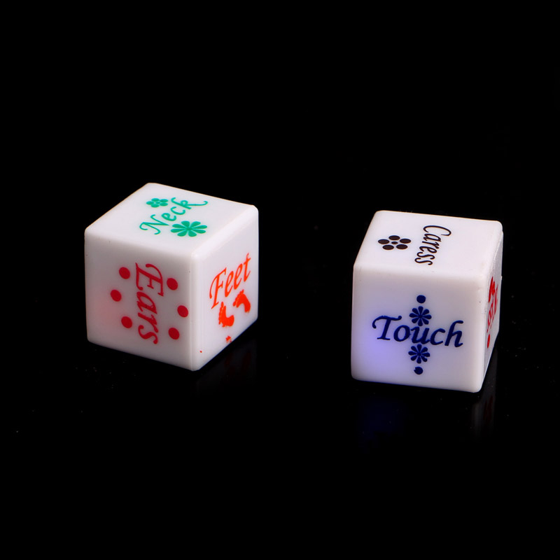 Flash sex dice