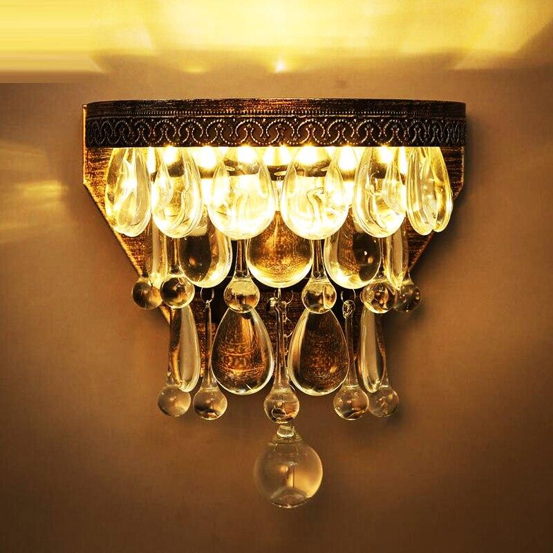 Հյուրասենյակ Մեծ կաթիլ բյուրեղապակ - Ներքին լուսավորություն - Լուսանկար 5