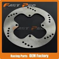 220MM Rear Brake Disc Rotor For HONDA NSR250RR NSR 250 RVF400RR RVF400R VFR400 NC35 NC30 VFR400R
