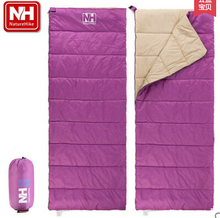 886083f4505 Tourism cotton Sleeping bag Ultralight naturehike sport outdoor camping  equipment hiking travelling Sack blue green purple · 3 Colors Available