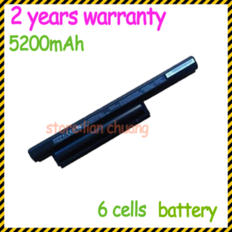 JIGU Whitout CD 6cells laptop battery For Sony VAIO VGP-BPS22 VGP-BPL22 VGP-BPS22A VGP-BPS22/A VAIO EB13 EB15 VPCEA20 VPCEB10