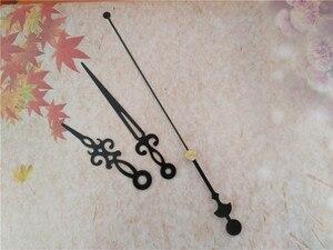 Image 4 - 50PCS מתכת שחור שעון ידיים עבור DIY שעון מנגנון ערכת DIY שלך קיר קוורץ שעון