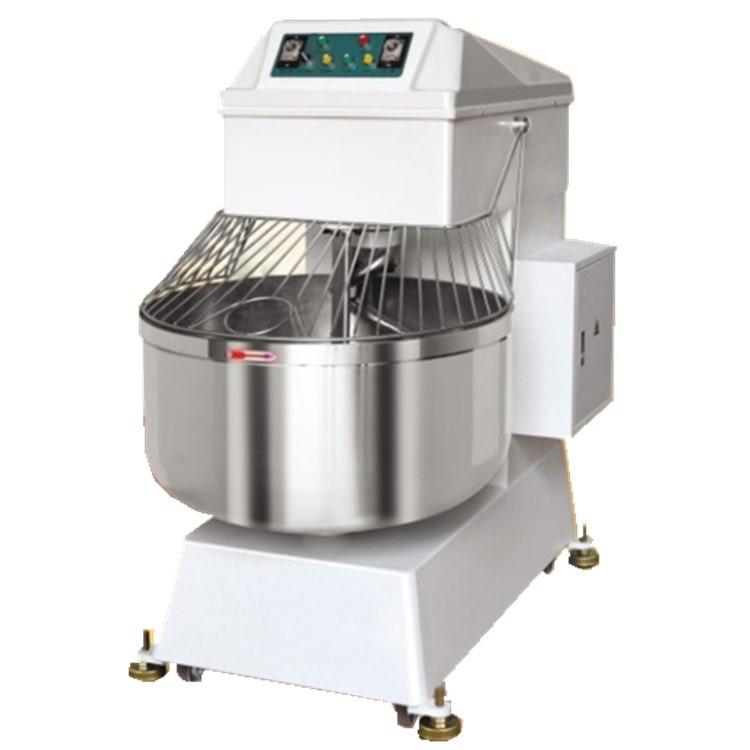 Double Action Two Speed 25kg 64L Dough Mixer Blender Egg Beater Milk Shaker Dough Mixer Machine