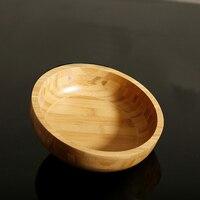 7.9 inch Bamboo Bowl